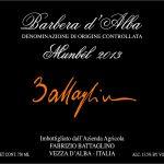 Barbera d'Alba DOC 2013 Munbèl