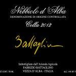 Nebbiolo d'Alba DOC 2012 Colla