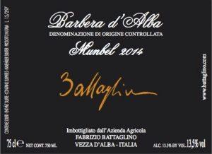 Battaglino Barbera 2014
