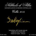 Nebbiolo d'Alba DOC 2014 Colla